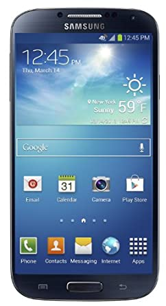 Samsung Galaxy S4, Black Mist 16GB (AT&T)