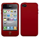 SwitchEasy Colors for iPhone 4 Crimson