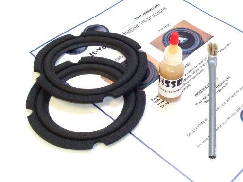 """Jbl 4.9"""" Control 1 Speaker Foam Surround Repair Kit"""