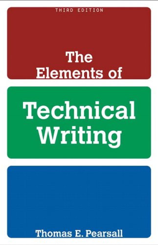 The Elements of Technical Writing (3rd Edition)