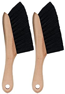 Espresso Supply 903820 Small Counter Brush, Set of 2 by Espresso Supply
