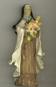 Roman Patrons & Protectors St. Therese * Saint Catholic Figurine Patron
