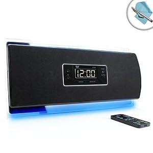 Amazon.com : BlueAUDIO Bluetooth Speaker, FM Radio and
