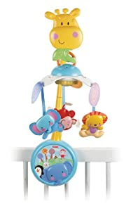 Fisher-Price Discover 'n Grow 2-in-1 Musical Mobile (Discontinued by Manufacturer)