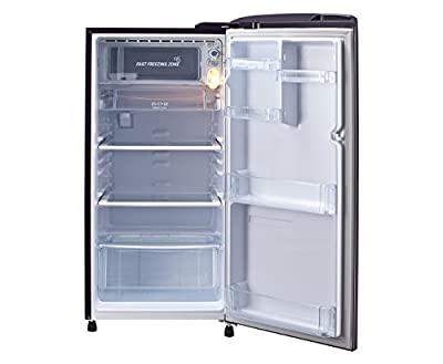 LG GL-B221APRL Direct-cool Single-door Refrigerator (215 Ltrs, 4 Star Rating, Purple Royal)