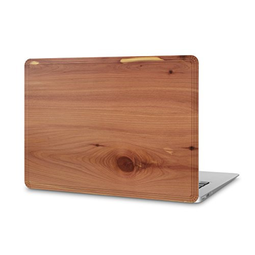 "Cover-Up #WoodBack Real Wood Skin for MacBook Pro 15"" Retina (15.4-inch) - Cedar"