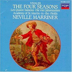 Antonio Vivaldi, Neville Marriner, Academy of St. Martin