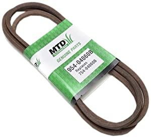 MTD 954-04060B Replacement Belt 1/2-Inch by 96 1/2-Inch from MTD