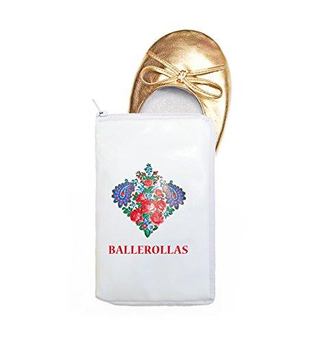 Faltbare Ballerinas zum Mitnehmen BALLEROLLAS