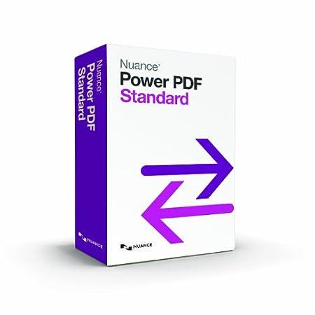 Power PDF Standard, English