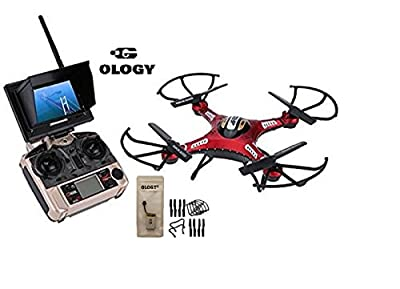 Ology Camera Multicopter Aerial Photography Drone - Black