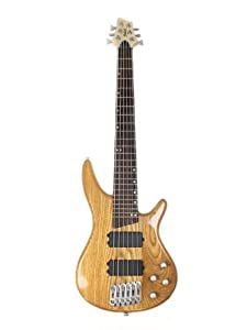 Stellah SRB-6 String Bass Guitar from AFQ