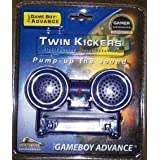 Game Boy Advance Twin Kickers High Powered Stereo Speakers