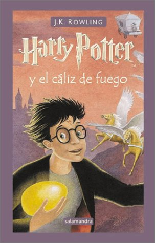 Harry Potter y el cliz de fuego