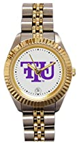 Tennesse Tech University Golden Eagles Ladies Executive Stainless Steel Sports Watch