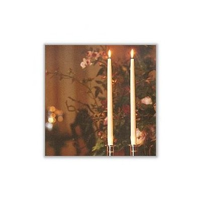 New Taper Candles (Set of 12)