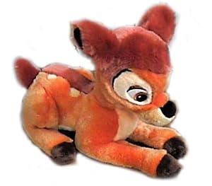"Disney 12"" Bambi Plush Doll"