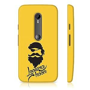 Amey Lootera Hoon Motorola Moto G rd Generation Case