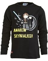 Lego Wear Jungen T-Shirt Star Wars THOR 152 - Anakin Skywalker T-SHIRT L/S