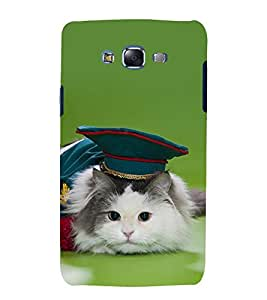 printtech Cute Cat Kitten Back Case Cover for Samsung Galaxy Core 2 G355H