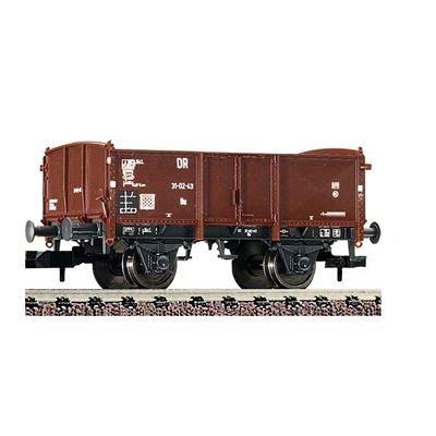 Fleischmann piccolo 8708 - Offener Güterwagen, Bauart Ou der DR