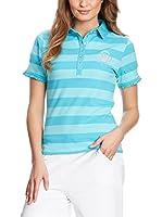xfore Golfwear Polo Longbeach (Turquesa)