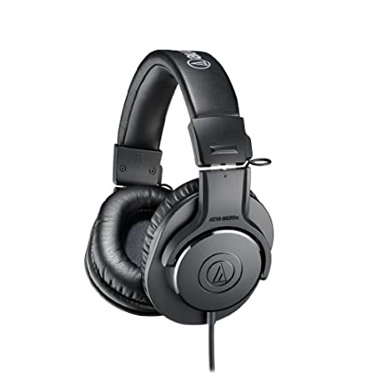 AudioTechnica ATH-M20x Headphones