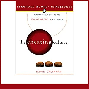 The Cheating Culture Audiobook