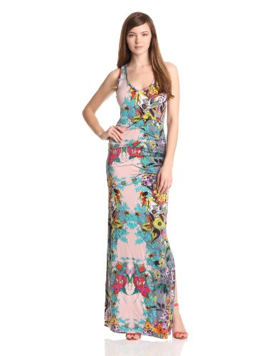 Nicole Miller Women's Wildflower Maxi, Multi, Small