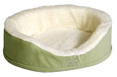 Quiet Time e'Sensuals Orthopedic Nesting Pet Bed - Size: Lar