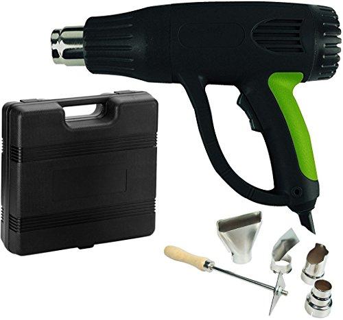 maplin-2000w-heat-gun-hot-air-gun-stripping-paint-stripper-scraper-4-nozzle-diy-tools-kit-2-heat-set