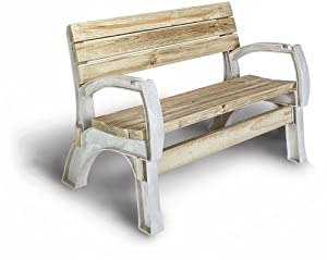 2x4basics 90134 AnySize Chair or Bench Ends, Sand from Blitz USA