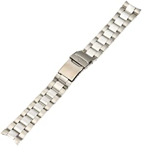 Momentum Men's ZC-20AQM Aquamatic II 20mm Stainless-Steel Watch Bracelet