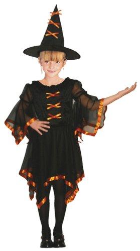 チャイルド オレンジウィンディーウィッチ Child Orange Windy Witch S 802220