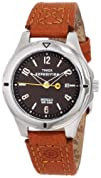 Timex Womens T49856 Expedition Field Burnt Sienna Leather