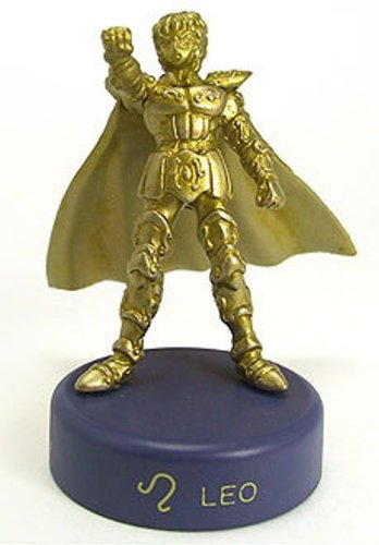 figurine-bottle-cap-saint-seiya-collection-pegasus-leo-lion