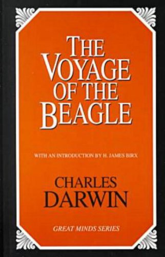 The Voyage of the Beagle (Great Minds Series) (Prometheus Omega compare prices)
