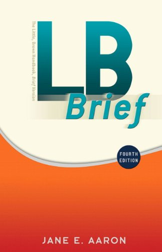 LB Brief (4th Edition) [Spiral-bound]