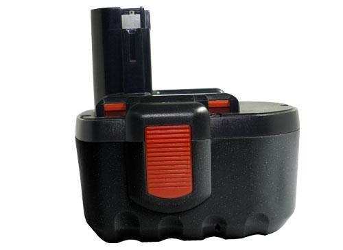 PowerSmart® 24,00V 2000mAh NiCd batteria per Bosch 1645K -24, 1660, 1660K -24, 3452, 3924, 3924-24, 3960, 52324, 52324B, GST 24V, PSB 24VE-2, SAW 24V, compatibile con la batteria 2607335509, 2607335510, 2607335537, 2607335538, 2607335561, 2607335562