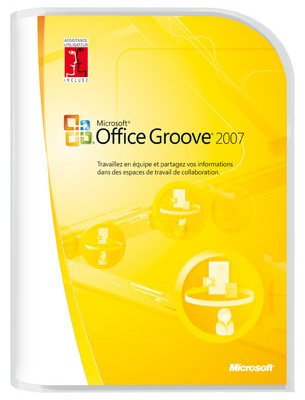 Microsoft Office Groove 2007  French (vf)
