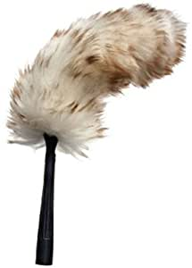 Unger 92149C Lambs Wool Duster, 18-Inch, Cream