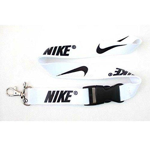 Nike Cordón Negro Con El Titular De La Id pXlAg