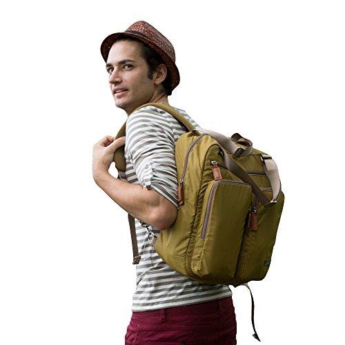 bebamour travel backpack diaper bag tote handbag purse all travel bag. Black Bedroom Furniture Sets. Home Design Ideas
