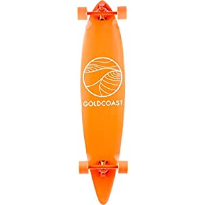 Gold Coast Classic Floater Longboard Orange, 10 X 44in