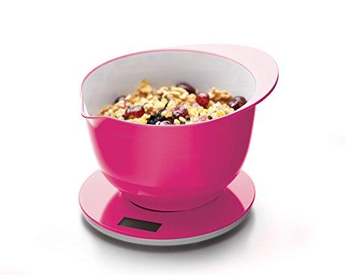 Kitchen Craft Colourworks Balance culinaire 5 kg Rose