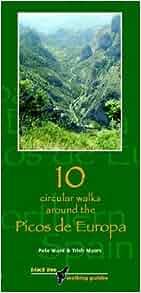 Northern Spain: 10 Circular Walks Around the Picos De Europa (Black