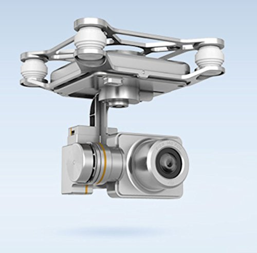 DJI Phantom 2 Vision+ Part 02 Camera + 3-axis Gimbal