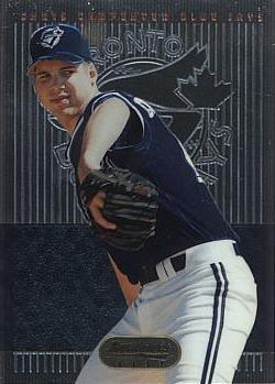 1995 Bowman'S Best Baseball #74 Chris Carpenter Rookie Card front-637559
