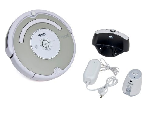 iRobot Roomba 530 Robotic Vacuum with Virtual Wall (Factory Refurbished)