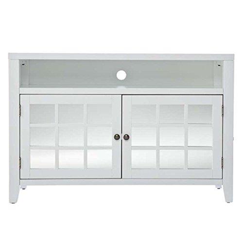 White Mirrored Furniture
